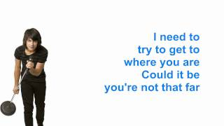 Jonas Brothers - I Gotta find you - Karaoke Instrumental Lyrics (Camp Rock)