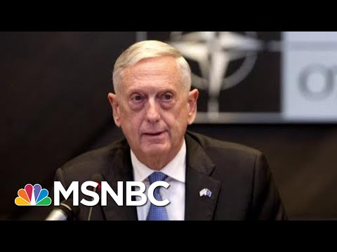 Former Defense Secretary James Norman Mattis Breaks His Silence | Deadline | MSNBC