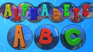 Abc song für kinder | Alphabets reim | ABC Song | Educational Song For Kids | Kids Learn ABC