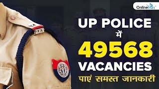 UP Police Constable Recruitment: 49568 Vacancies Released! Apply Now!