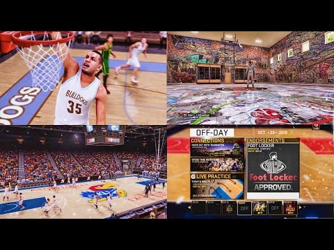 NBA 2K16 - Official MyCareer Story Mode Trailer and Gameplay