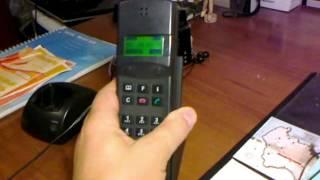 Первые телефоны GSM. P-91