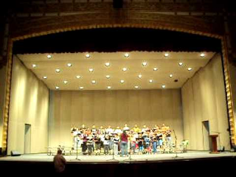 The Prayer - University of Puerto Rico Carolina Campus Choir