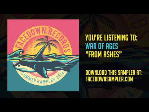 Facedown Records Summer Sampler 2014