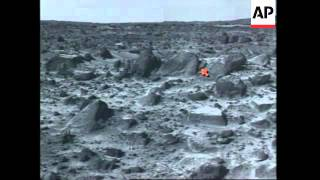 USA/MARS: PATHFINDER ROBOT REVEALS EVIDENCE OF FLOODING LONG AGO