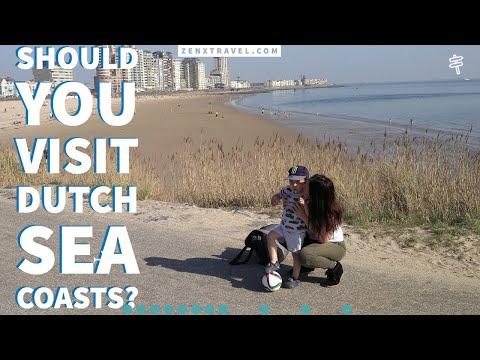 Should You Visit The Dutch Sea Side? 2020 #zeeland #beach #holland