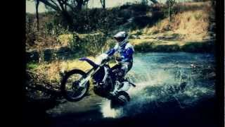 2013 yamaha wr450 launch video south africa