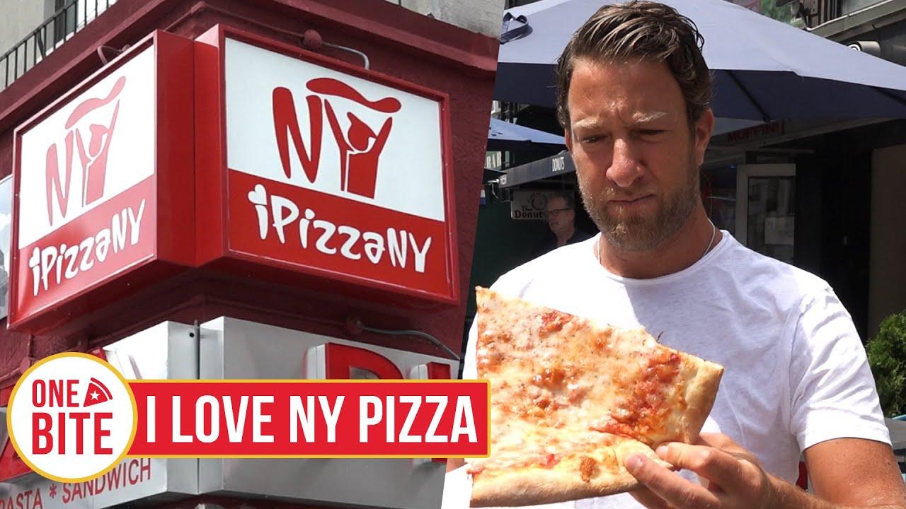 Barstool Pizza Review - I Love NY Pizza