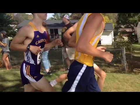 CHS Varsity Boys Cross Country: 2017 Portage Invitational Montage