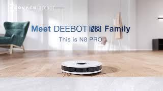 에코백스 N8 PRO 로봇청소기