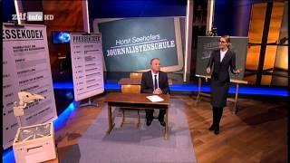 Heute Show: Die Pressefreiheit 2.0