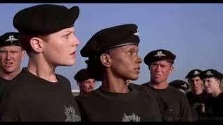 Боец, руку к стене! Тренировка солдат. Звёздный десант. 1997