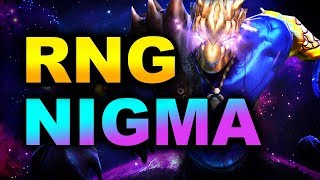 NIGMA vs RNG - WHAT A GAME! - Bukovel Minor WePlay! 2020 DOTA 2
