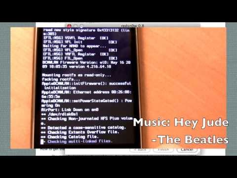 How To: Jailbreak/Hack Your iPhone 3GS, 3G, 2G or iPod Touch 1G/2G with redsn0w