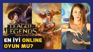 League Of Legends Aslında Ne?