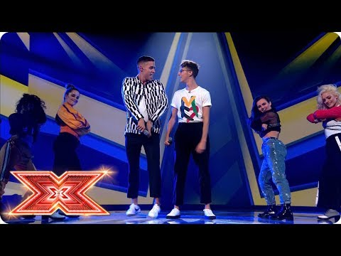 Wildcard Jack & Joel have New Rules for the Lives! | Live Shows | The X Factor 2017
