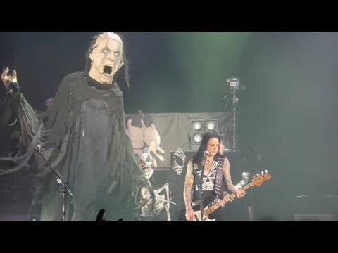 """""""Feed My Frankenstein"""" Alice Cooper@Kirby Center Wilkes-Barre, PA 3/10/18"""