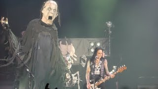 Feed My Frankenstein Alice Cooper Kirby Center Wilkes Barre PA 3 10 18