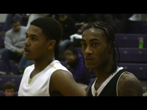 Cat Barber vs Shelton Mitchell - Top Guards go Head to Head - Hampton vs Cuthbertson