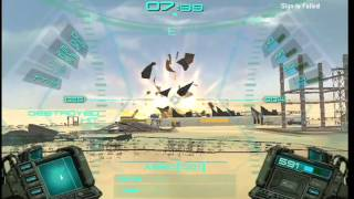 [60 fps] Gungriffon Allied Strike Mission 3  -  Bottle Cap