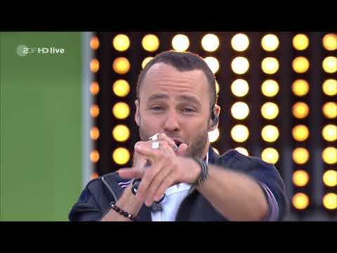 Marlon Roudette - Ultra Love (ZDF-Fernsehgarten - 2017-09-10)