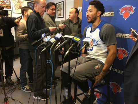 the truth behind the disappearance of Derrick Rose