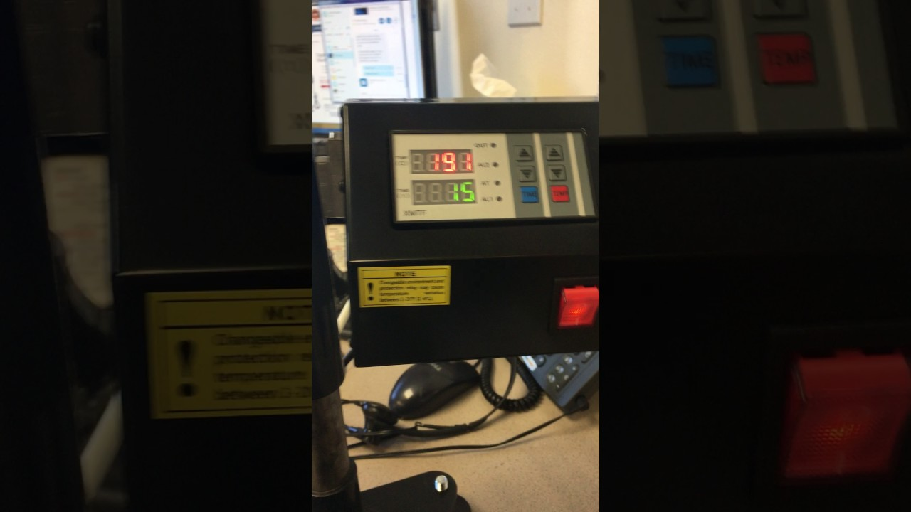 4ae3326a762 Digital Cap Hat Heat Press Machine Sublimation Transfer - how to set  temperature and time