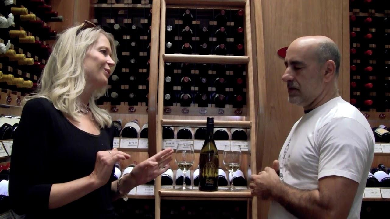 Jennifer Schell announces her new wine at Marquis  sc 1 st  YouTube & Jennifer Schell announces her new wine at Marquis - YouTube