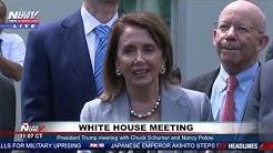 2 TRILLION DOLLAR PLAN: President Trump Infrastructure Meeting