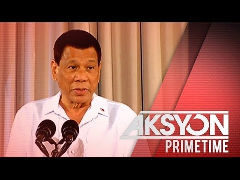 Pres. Duterte, isang regional threat ayon sa US intel group