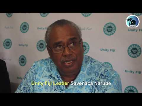 Unity Fiji - First Press Conference
