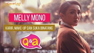 Q&A - Melly Mono Itu Sosok Ibu & Istri Yang.....
