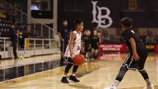 Showcase Basketball Visits Long Beach State Men's Basketball Program