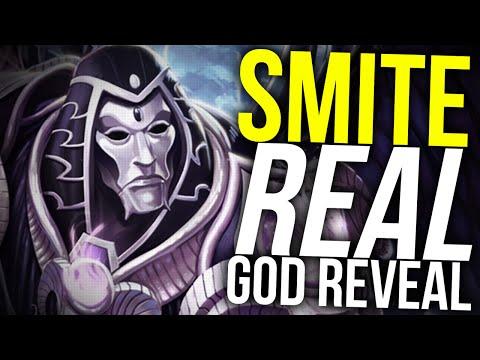 SMITE  REAL God Reveal  Thanatos