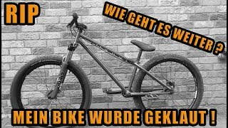 Infovideo #2   Mein Bike Wurde GEKLAUT   Wie Geht Es Weiter ?