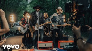 Jimmie Allen, Brad Paisley - Freedom Was A Highway (Official Music Video)
