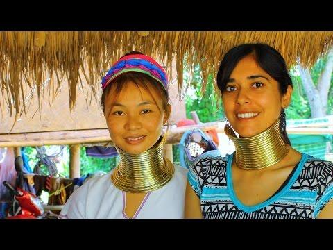 The Karen Long Necks in Thailand