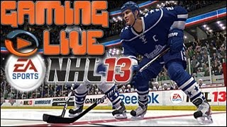 GAMING LIVE PS3 - NHL 13 - Jeuxvideo.com