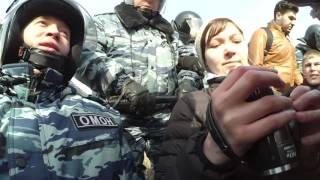 Хроники Митинга 26 марта 'Он нам НЕ ДИМОН'.