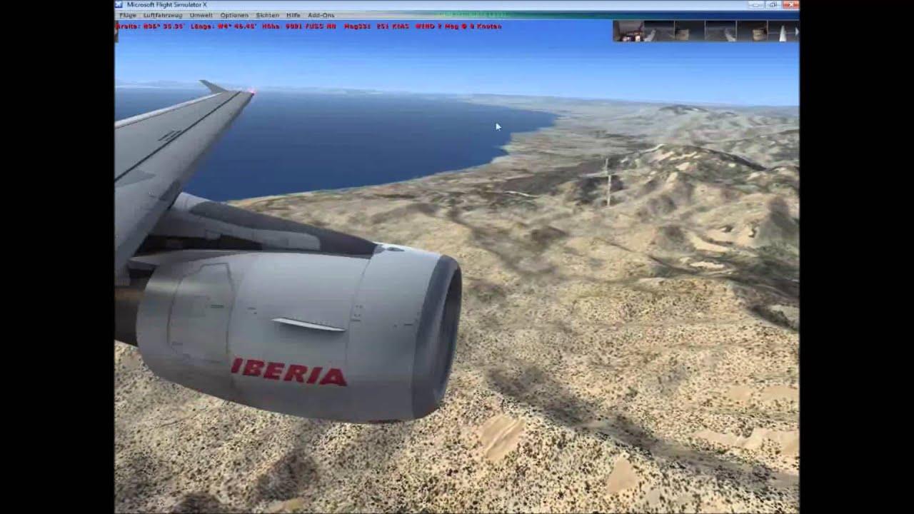 Flug Nach Gibraltar