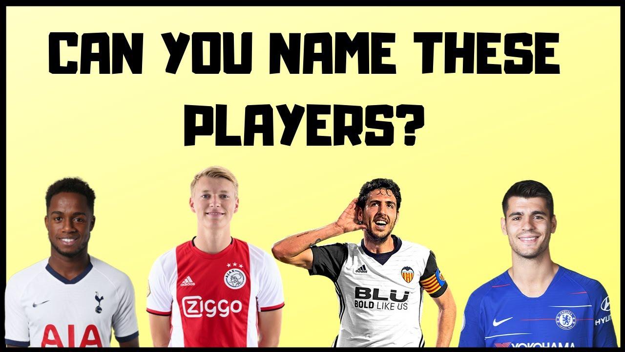 Znáš Křestní jméno hráče?  #2