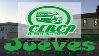 Alquiler de furgonetas en fin de semana | www.furgonetascerca.es