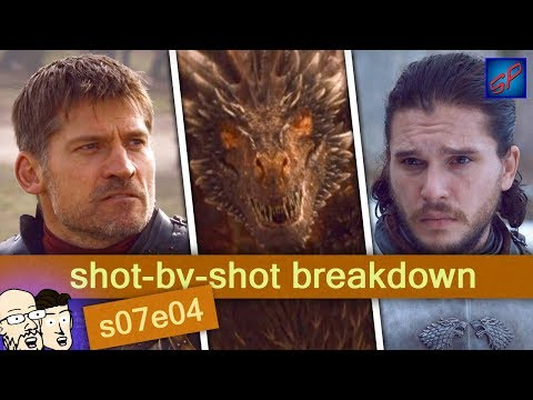 "Game of Thrones s07e04 - ""Spoils of War"" - Shot-by-Shot Breakdown/Analysis"