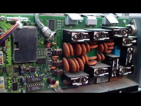 видео: icom ic-775dsp ремонт тюнера (repair)