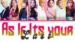 How Would BTS & BLACKPINK Sing AS IF IT'S YOUR LAST By BLACKPINK (FANMADE)