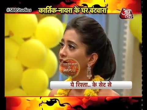 Yeh Rishta Kya Kehlata Hai: SHOCKING! PARTITION Of Kartik-Naira's HOUSE!