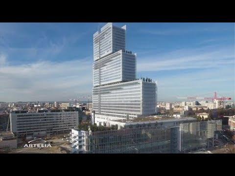 Futur Palais de Justice de Paris