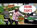 Drunk fights! New funny compilation! Greatest fights ever! 18+