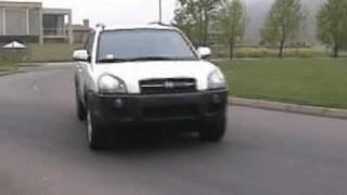 Hyundai Tucson Test Drive