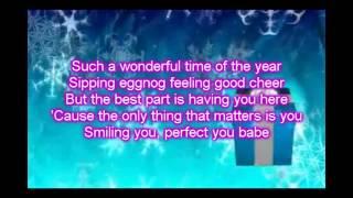 Luke McMaster ft. Jim Brickman - Merry Christmas Beautiful Lyr…